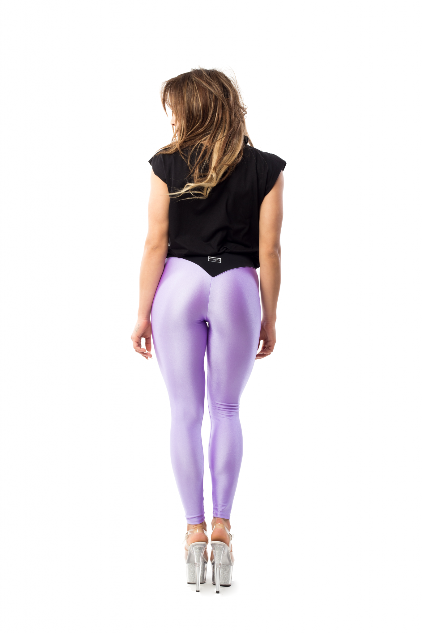 Leggings V String Multiple Colors Paradise Chick